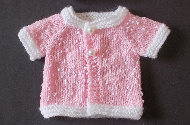 ea3b2b2ac Baby Cardigan Sweater Knitting Patterns - In the Loop Knitting