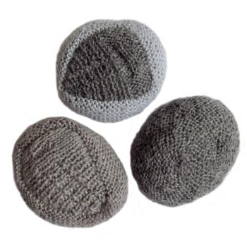 Trilobite Fossil Free Knitting Pattern and more science inspired knitting patterns