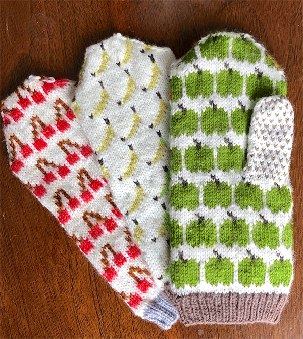 Free until March 31, 2019 Knitting Pattern for U-Pick Mitts
