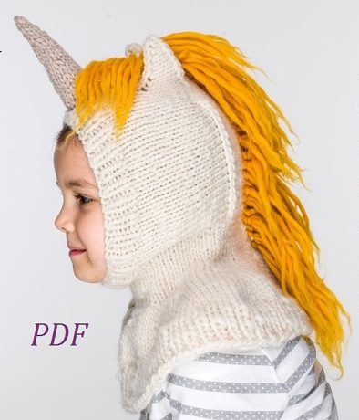 Unicorn Knitting Patterns- In the Loop Knitting b1ed1baf099