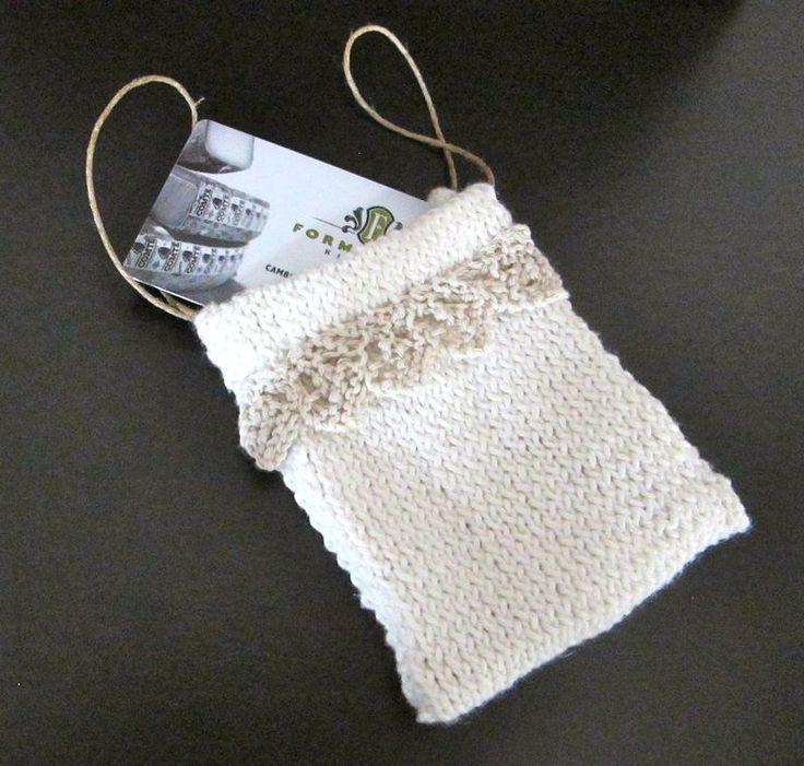 Victorian Gift Card Pouch