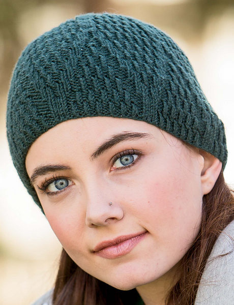 Knitting Pattern for Voussior Hat