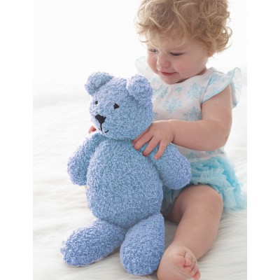 Pippy Bear Free Knitting Pattern | Favorite Bear Knitting Patterns including Teddy Bears, Paddington Bear, Koala Bear - many free patterns