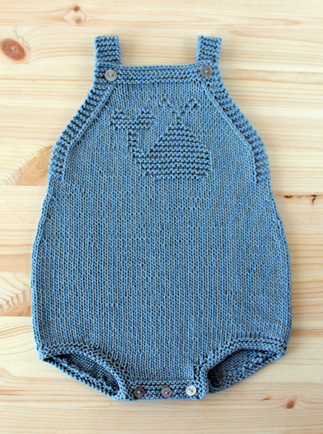 Baby Onesie and Romper Knitting Patterns - In the Loop Knitting 41992aeeb