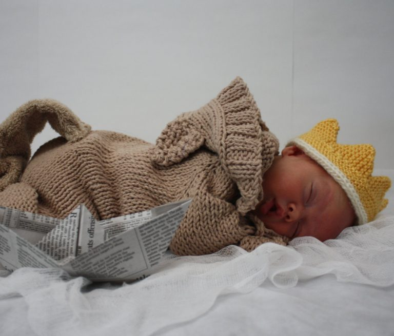Knitting Pattern Where the Wild Things Are Romper
