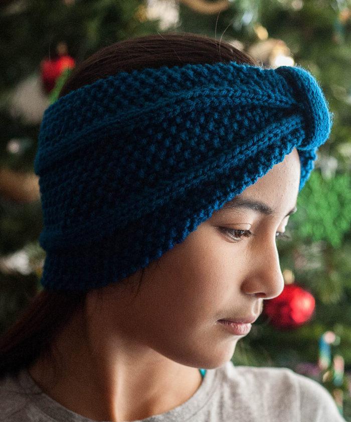 Earwarmer Headband Knitting Patterns - In the Loop Knitting 12abfc577b1