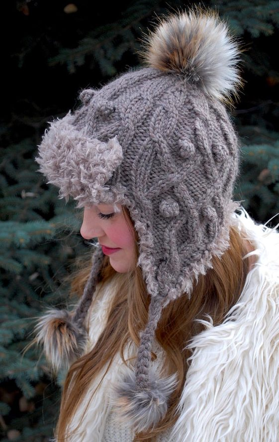 Earflap Hat Knitting Patterns - In the Loop Knitting f50031b0216