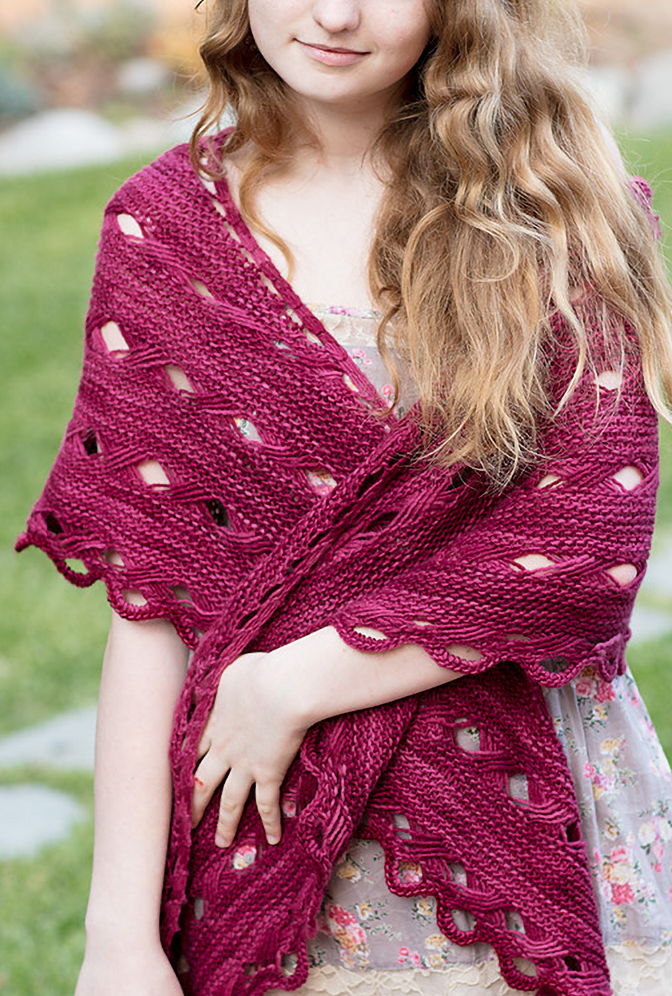 Free Knitting Pattern for Xcellent Cowl