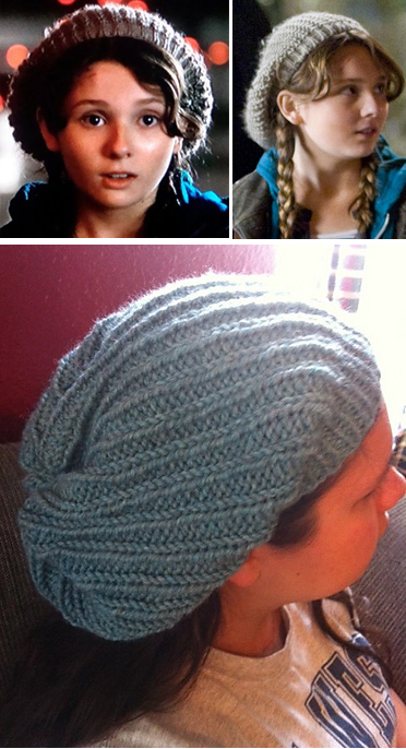 Free Knitting Pattern Zombie Killer Slouch Hat - Little Rock's Zombieland Hat