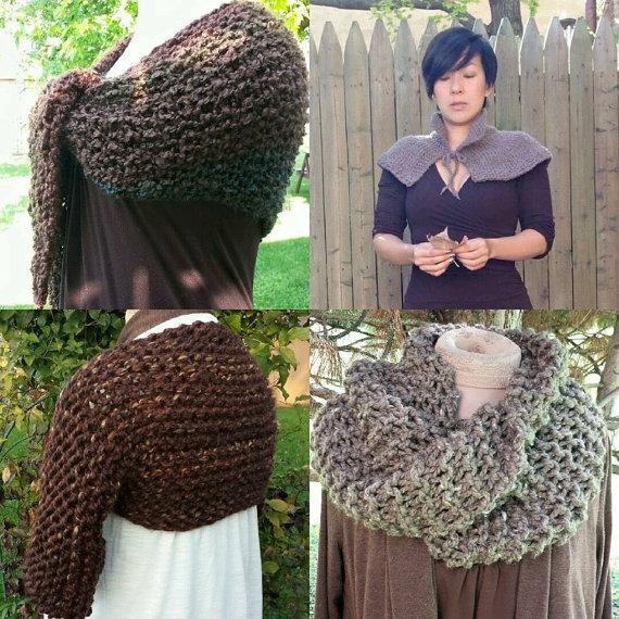 Knitting Patterns for Highlands Pattern Set