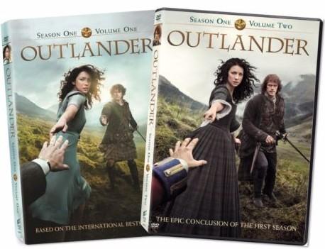 Outlander Dvds