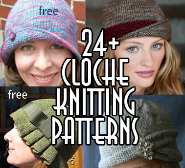 Cloche Hat Free Knitting Patterns 5910df83ca7