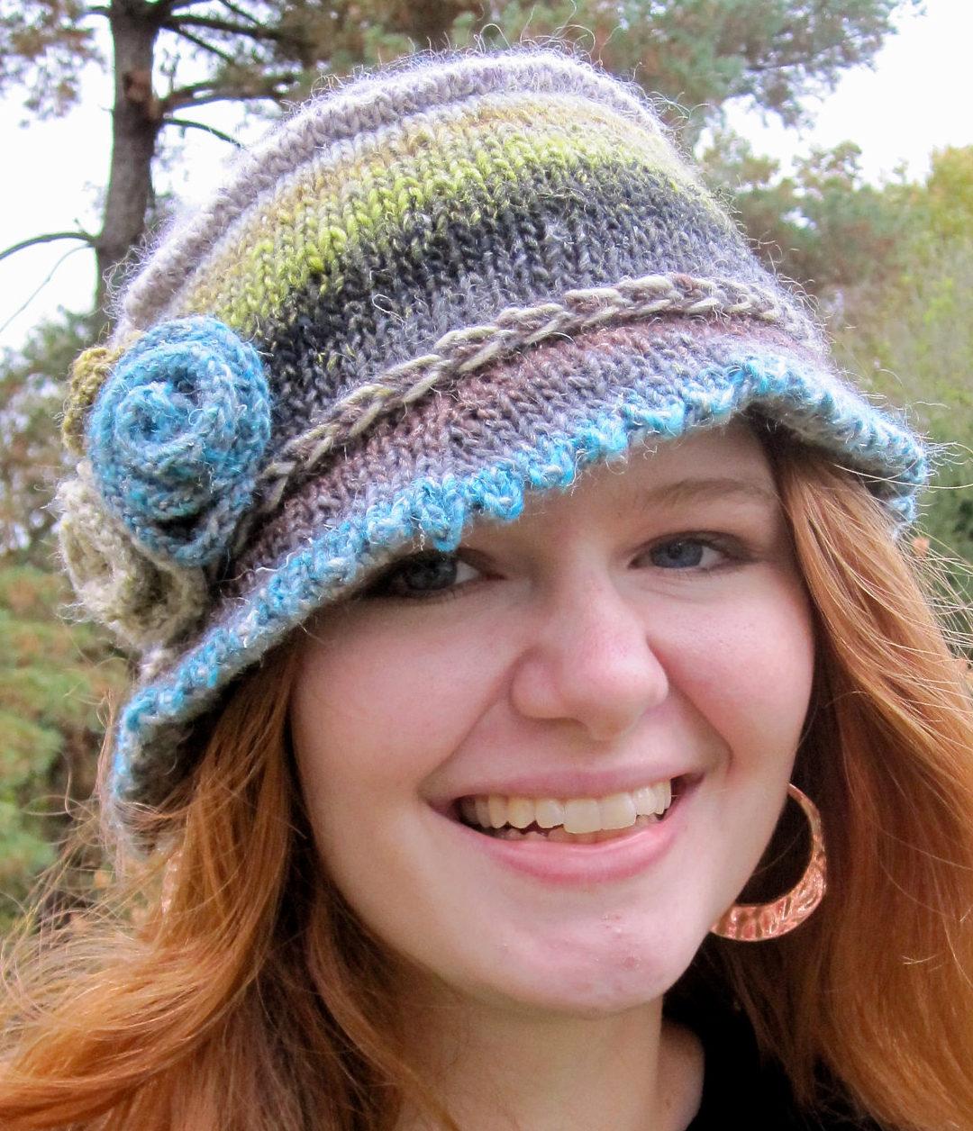 Free Knitting Pattern for Inspector Bucket Hat