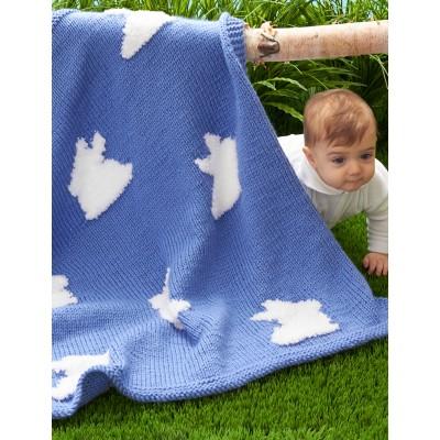 Bunny Hop Blanket