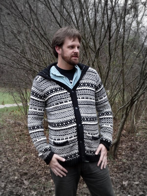 Neville Longbottom's Sweater Free Knitting Pattern | Harry Potter inspired Knitting Patterns, many free knitting patterns | These patterns are not authorized, approved, licensed, or endorsed by J.K. Rowling, her publishers, or Warner Bros. Entertainment, Inc.