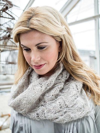 Tellot Cowl Knitting pattern and more cowl knitting patterns, many free