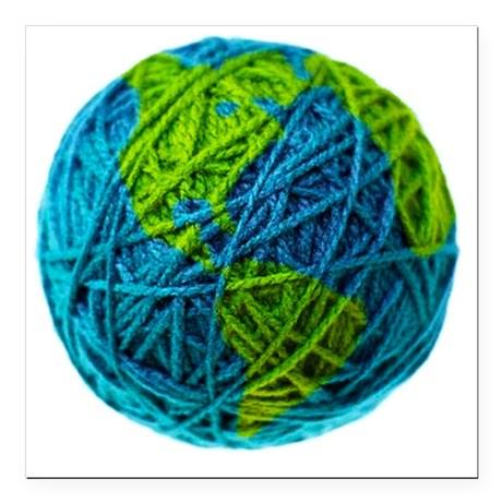 Global Ball of Yarn . See more knit wit at www.terrymatz.biz/intheloop/knitting-humor