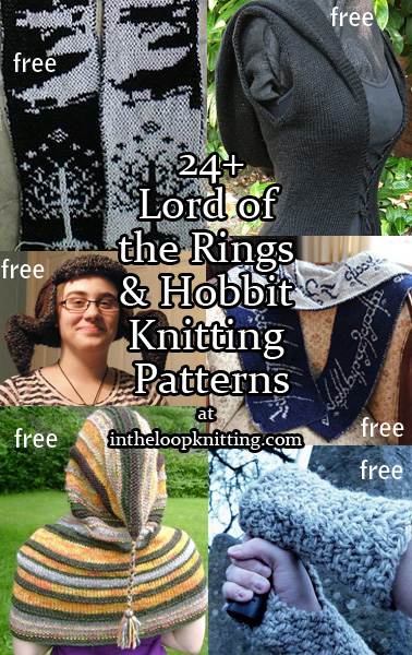 Lord of the Rings Inspired Knitting Patterns