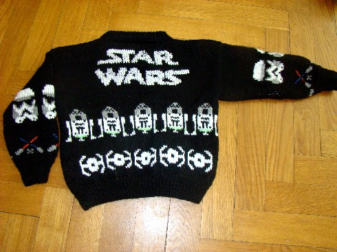 Star Wars Knitting Patterns : Star Wars Knitting Patterns In the Loop Knitting