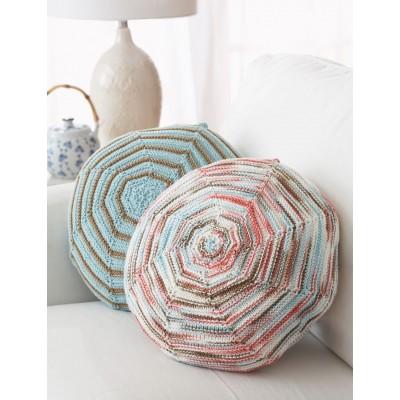 Zen Pillows Free Knitting Pattern and more free pillow knitting patterns