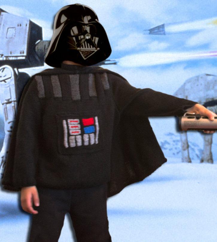 Knitting Pattern Darth Vader Hat : Star Wars Knitting Patterns In the Loop Knitting