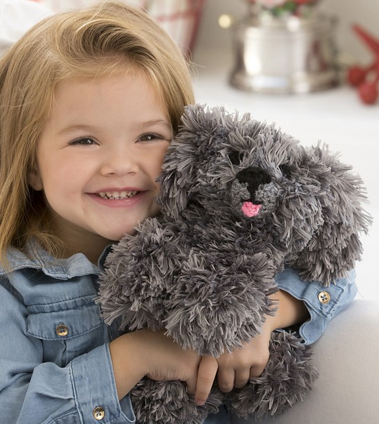 Free knitting pattern for Precious Puppy and more dog knitting patterns