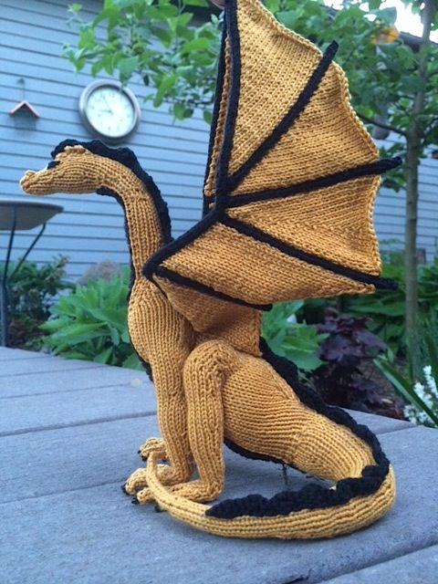 Fantastical Creature Knitting Patterns | In the Loop Knitting