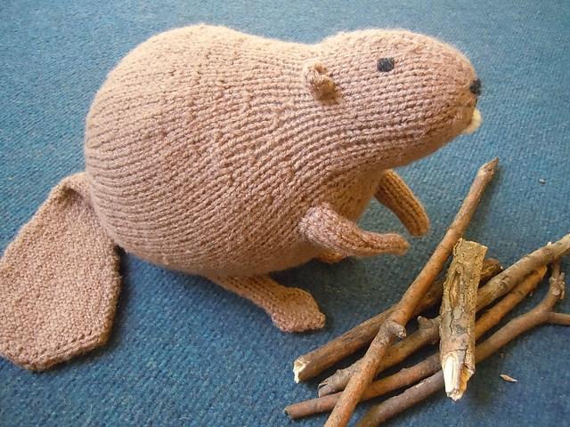 Wild Animal Knitting Patterns | In the Loop Knitting