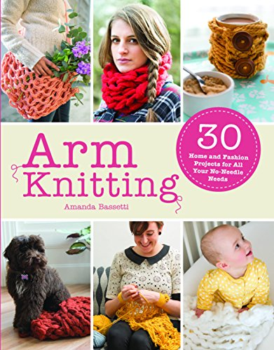 Simply Knitting Arm Knitting