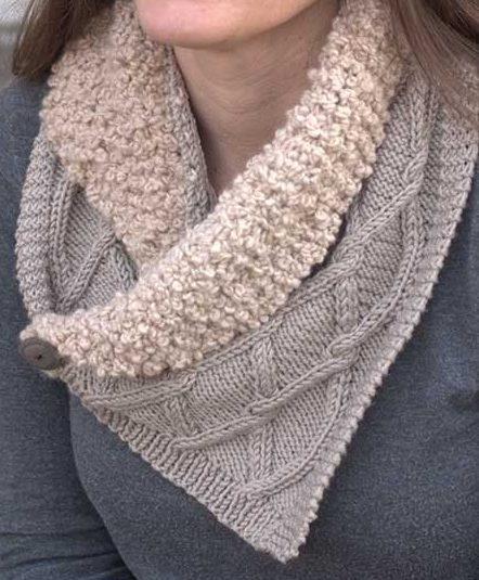 Neckwarmer Knitting Patterns | In the Loop Knitting