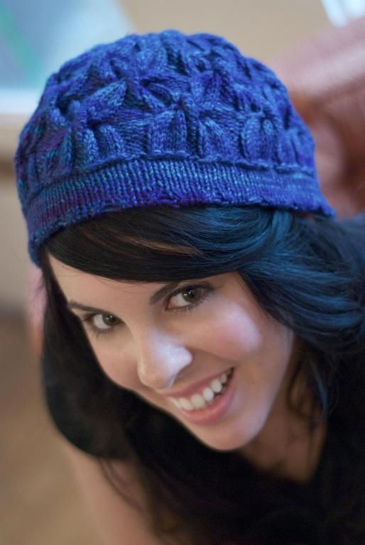Free knitting pattern for Cable Crossings Hat and more beanie knitting patterns
