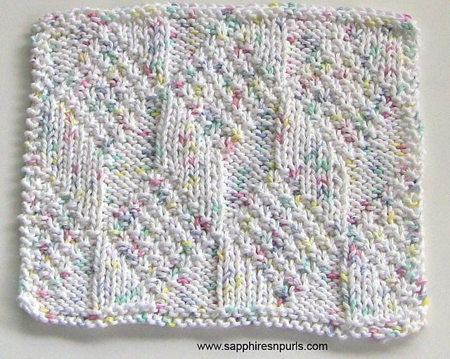 Diamond Knitting Patterns | In the Loop Knitting