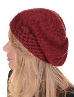 Knitting pattern for Daisy Beret