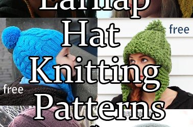 Earflap Hat Knitting Patterns In The Loop Knitting