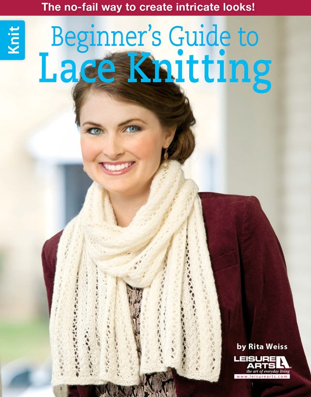 Beginners Guide to Lace Knitting