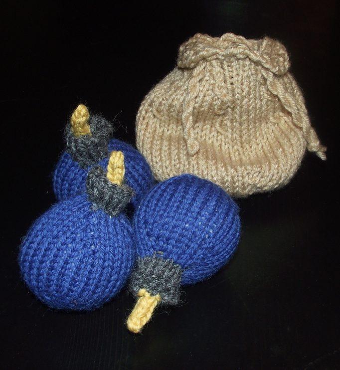 Zelda Hat Knitting Pattern : Gaming Knitting Patterns In the Loop Knitting