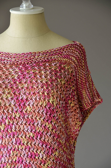 Free knitting pattern for Alana Swim Cover