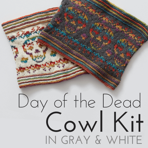 Day of the Dead Cowl Kit