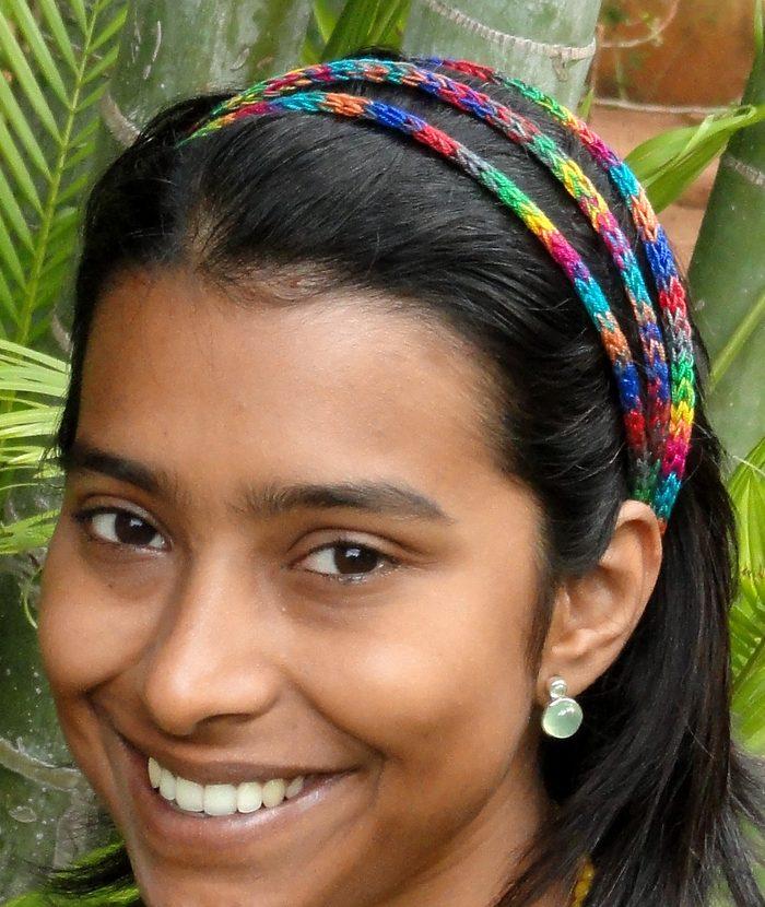 Free Knitting Pattern for I-Cord Headband