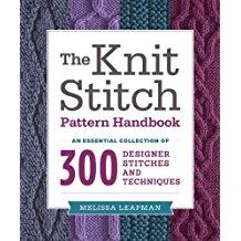 Knit Stitch Handbook Melissa Leapman