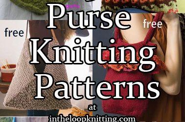 Purse Knitting Patterns