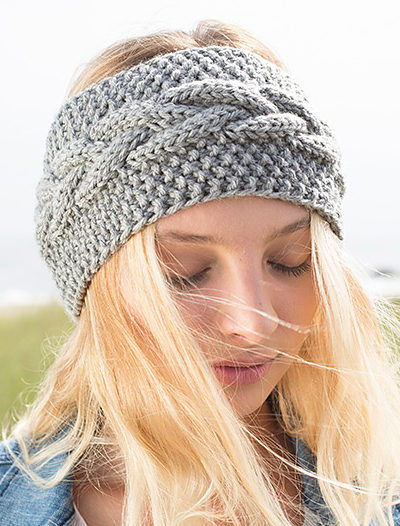 Earwarmer Headband Knitting Patterns   In the Loop Knitting