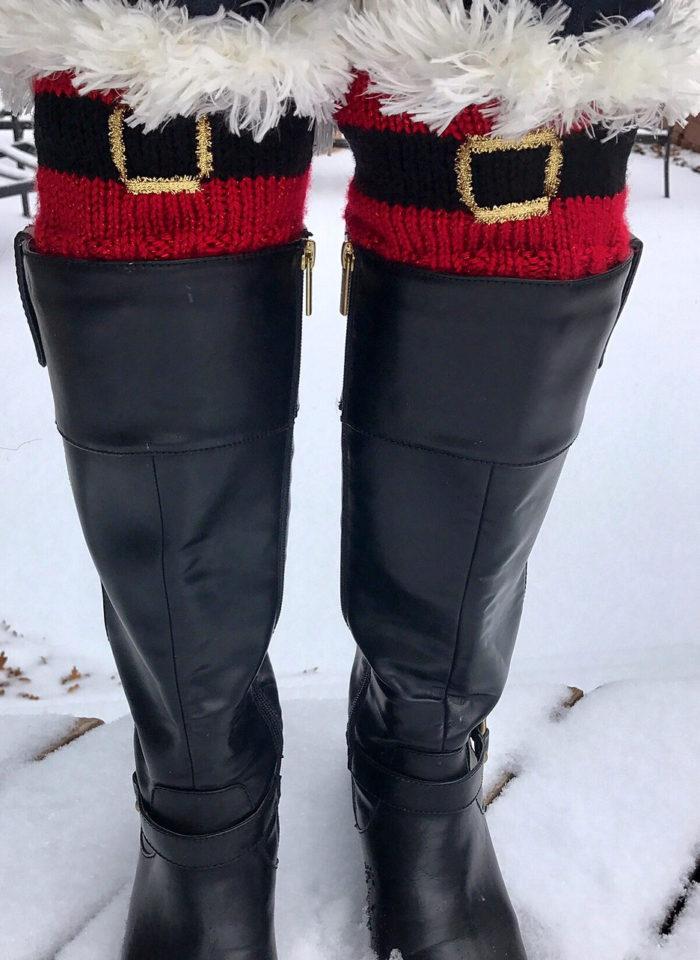 Free Knitting Pattern for Kringle Cuffs