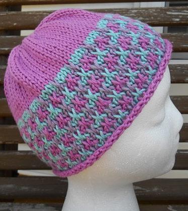 Knitting Pattern for Inspired Hope Hat