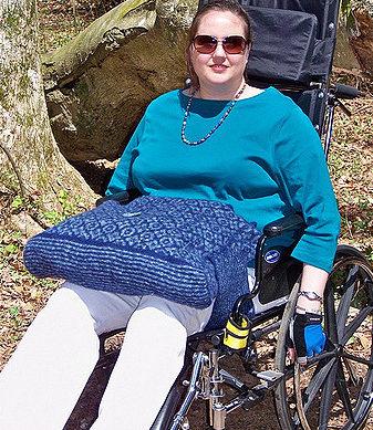 Free Knitting Pattern for Ramp Tote