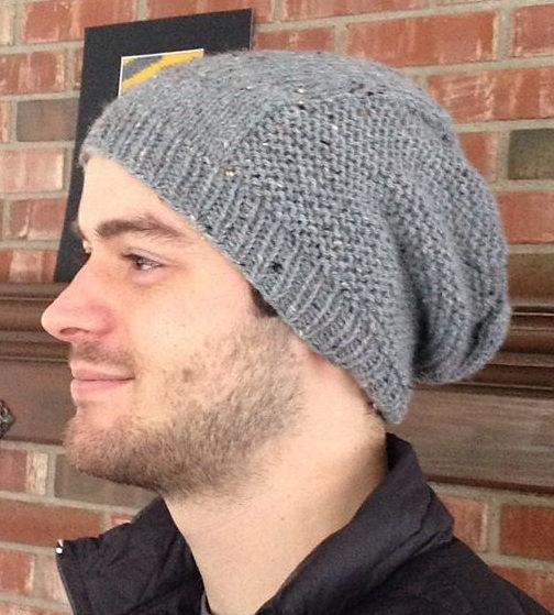 Free Knitting Pattern for Barley Hat