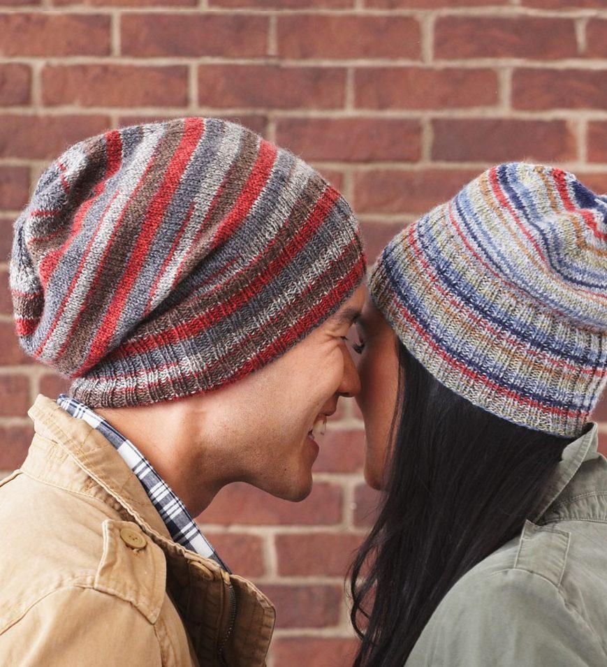 Free Knitting Pattern for Basic Beanie