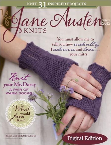 Jane Austen Knits Summer 2012