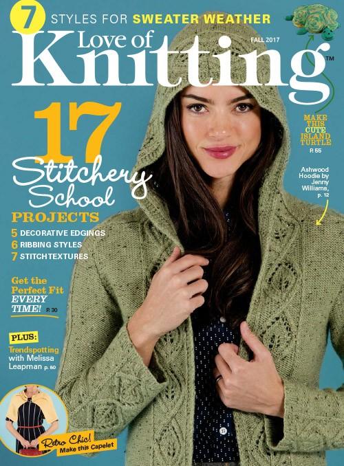 Love of Knitting Fall 2017