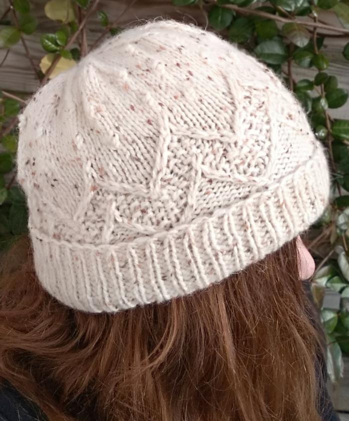 Free Until Dec. 24 2017 Korufée Hat Knitting Pattern